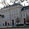 The Museum Quarter in Vienna.