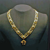 A neck chain from the knights of the Order of the Golden Fleece.