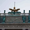 Detail of the Hofburg Palace.