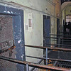 The prison cells in the old part of Kilmainham Gaol dating from 1796.