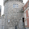 Dublin Castle tower.