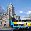 Christ Church Cathedral in Dublin.