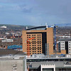 The Belfast Hilton where the US World Championship Team and Jean and I stayed.