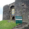 Carrickfergus Castle built in 1178.