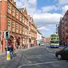 A Dublin, Ireland street.
