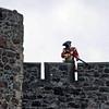 Carrickfergus Castle.