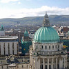 View of Belfast from the Big Wheel.
