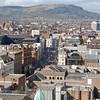Belfast seen from atop the Big Wheel.