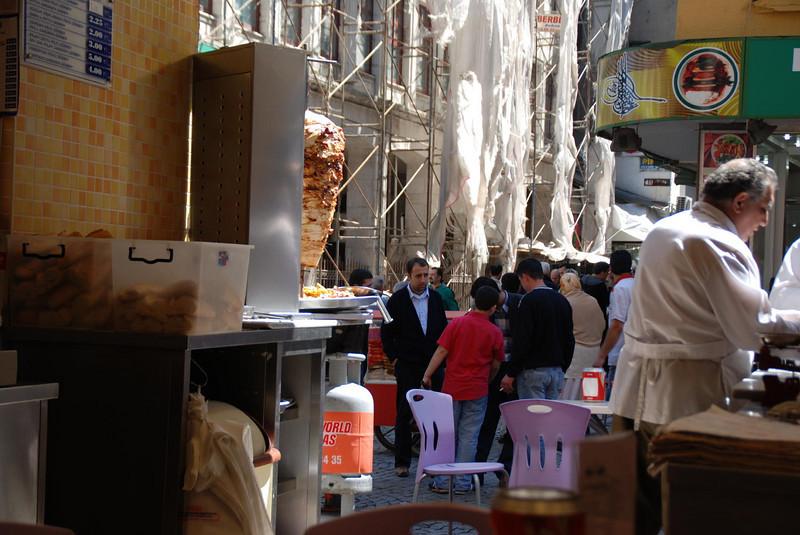 Street scene, Istanbul