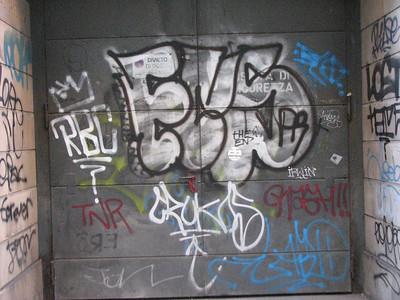 Grafitti -- Florence 2008