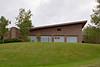 Judo building.
