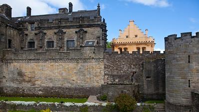 Queen Anne Garden Stirling Castle_7393