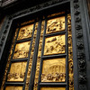 Does this need any caption? The bronze doors in Florence are a shining example of master craftsmen. The detail is so amazing.. Are you packing yet?