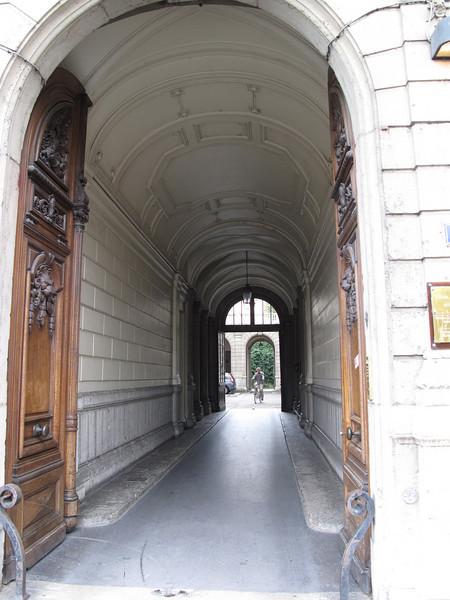 Passageway, Lyon, France