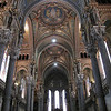 Basilica of Notre-Dame de Fourvière, interior columns