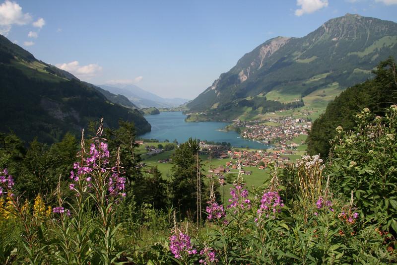 Switzerland, lake