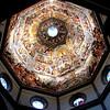 Vasari's Fresco in Il Duomo