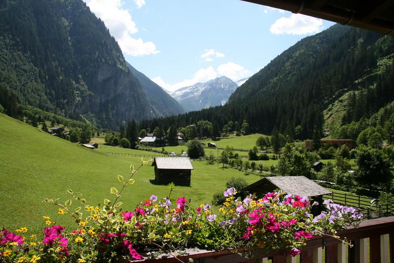 Hohe Tauren, Badgastein Austria