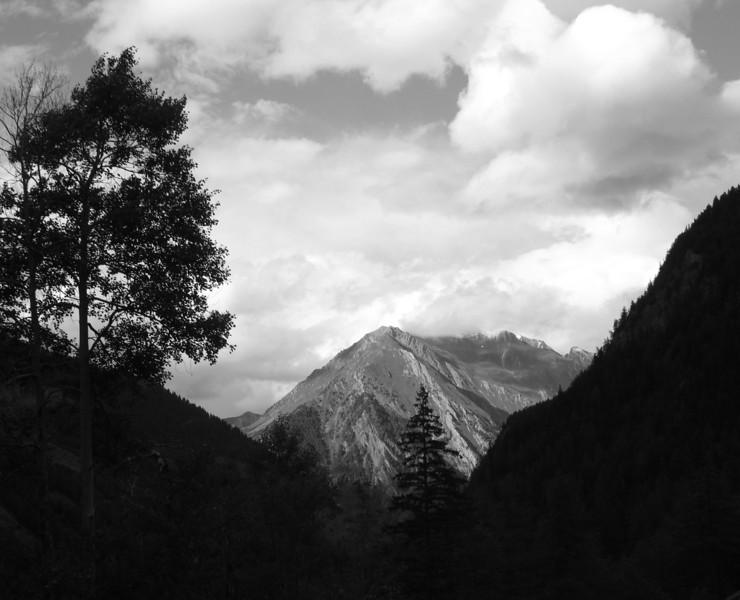 Savoie, France, August