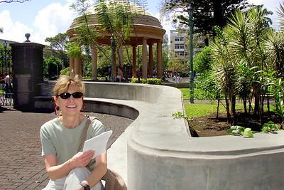 SAN JOSE, COSTA RICA - Downtown San Jose boasts numerous urban parks.