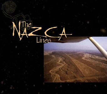 "NAZCA LINES - Some of our group took a side trip to view the ""greatest scratchpad on earth"" - the Nazca Lines."