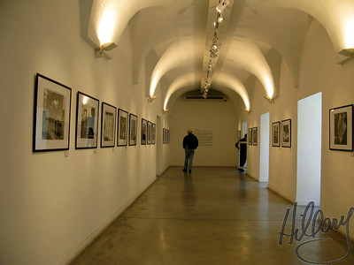 Cultural Center and photo exhibit