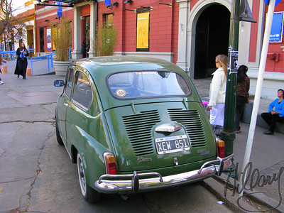 Cool Fiat.