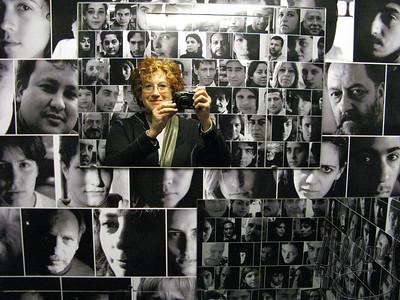 Me in the photo exhibit.