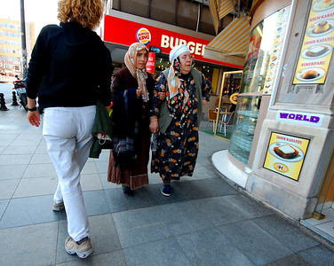 ...Yet, as we began exploring Istanbul on foot, we saw a different city, where despite the intrusion of the modern world, families still cling to long-held traditions and value the life-long intimacies of small neighborhoods.