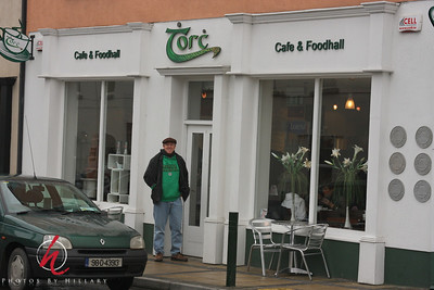 This looks like a great place for our first meal in Ireland.