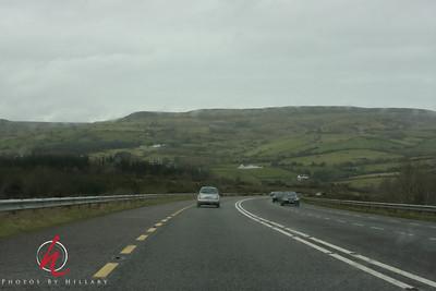 On  the road to Sligo