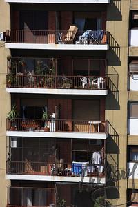 Belgrano neighborhood in Buenos Aires, Argentina