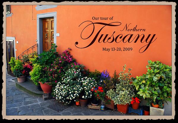 2009 - Tuscany, Italy
