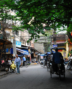 As it has been for centuries, the Old Quarter is a tree-lined labyrinth of merchant shops...