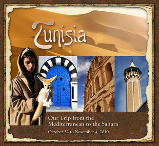 During the past 28 centuries, the Phoenicians, Romans, Vandals, Arabs, Ottomans and French have all come to Tunisia to trade, conquer, or explore.  Now it was our turn.