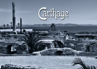 Our trip began where much of North Africa's history began - in the legendary city of Carthage.