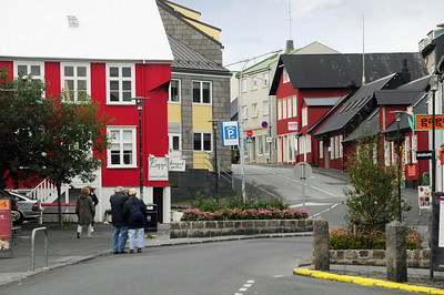 The world's northernmost capital is a bright, colorful city, its historic center pleasantly small, more of a scaled-up village than an urban metropolis.