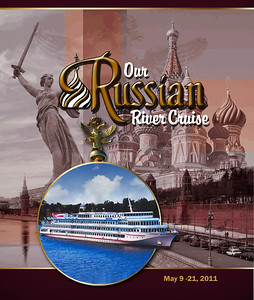 Russia's greatest cities have stood along the banks of the Volga River and its network of canals for centuries.  So what better way to explore the intriquing 1000-year history of this enigmatic country than aboard a river boat plying our way from Moscow to St. Petersburg.
