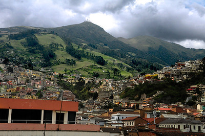 When the conquistadors appeared on the surrounding hillsides in 1534, the Incas, rather than surrender, burned their city to the ground...