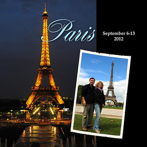 """Paris had always been on our """"bucket list,"""" but we had always saved it for the future.  But in September 2012 we had the opportunity to visit the French capital.  This is a photo travel journal of our week in Paris."""
