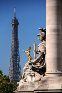 ....a city of iconic structures...
