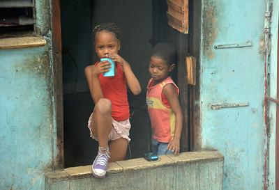 ...economically poor...