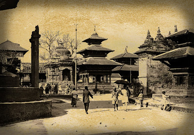Nepal has long exerted a pull on the Western imagination... and perhaps no name conjures a more exotic image to Westerners than that of the nation's capital city, Kathmandu.
