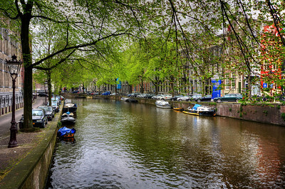 It would take 50 years but by 1660, Amsterdam had grown to four times its early size, and now a maze of canals would bring merchandise from the world over to the doorstep of every canal side merchant.