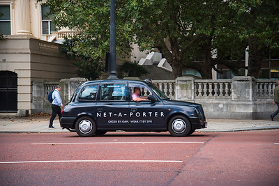 "London's iconic high-topped black cabs can be traced back to 1947 (although motorized cabs had been on the London streets since 1897, the first ones electrically powered and nicknamed ""Hummingbirds"" for the sound they made)."