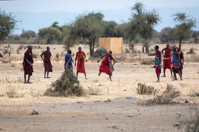 En route from Arusha to Ngorongoro Farm House, Tanzania