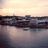 Docking in Nassau - Carnival Cruise Bahamas - NSP Convention  9-30 to 10-4, 1991
