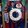 Randal & Donna's Arrival On Board - Carnival Cruise Bahamas - NSP Convention  9-30 to 10-4, 1991