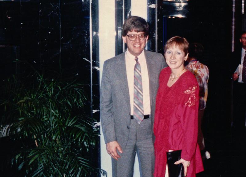Randal & Donna - Carnival Cruise Bahamas - NSP Convention  9-30 to 10-4, 1991