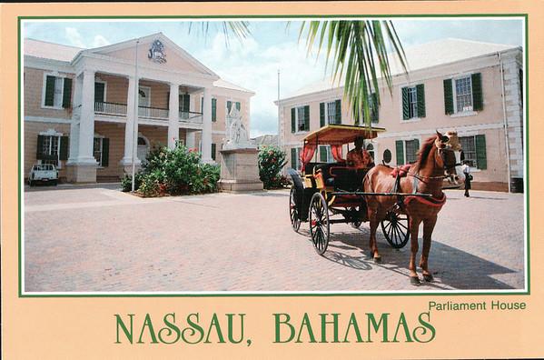 Bahamas Cruise - Freeport & Nassau